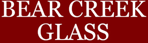 Bear Creek Glass Logo