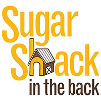 Sugar Shack in the Back Logo
