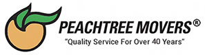Peachtree Movers Logo
