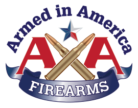 Armed in America Firearms Logo