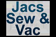 Jacs Sew & Vac Logo