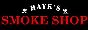 Hayk's Smoke Shop Logo