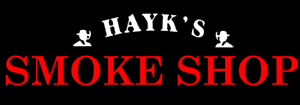 Hayk's Smoke Shop Logo
