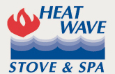 Heat Wave Stove & Spa Logo