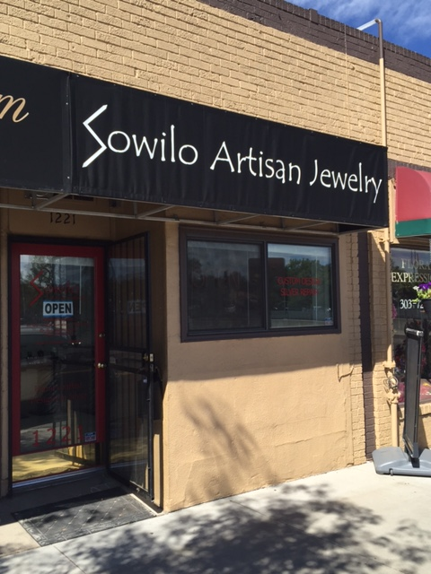 Silver jewelry denver co silver jewelry store near me for Local jewelry stores near me