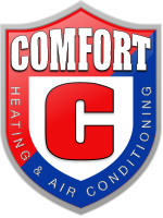 Comfort Heating & Air Logo