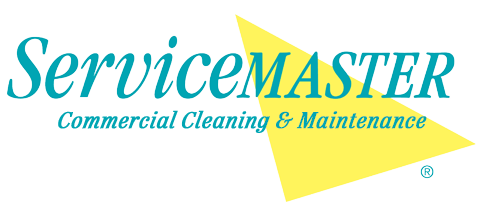 ServiceMaster Commercial Cleaning & Maintenance Logo