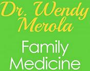 Dr. Wendy Merola - Family Medicine Logo