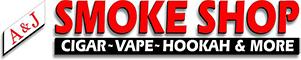A&J Smoke Shop Logo