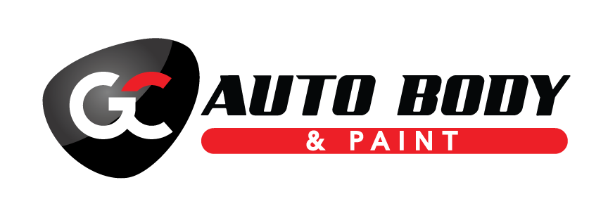 GC Auto Body & Paint Logo