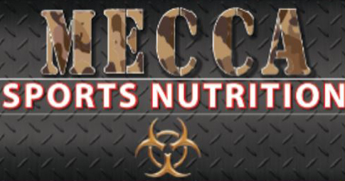 Mecca Sports Nutrition West Hollywood Logo
