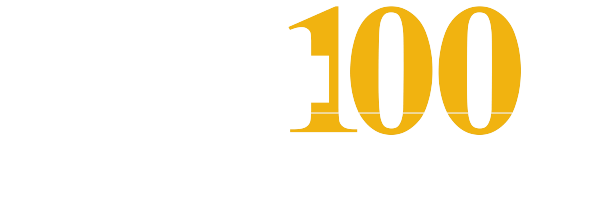Vino 100 White Plains Logo