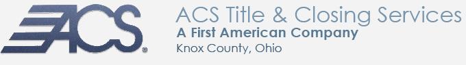 ACS Title & Closing Services Logo