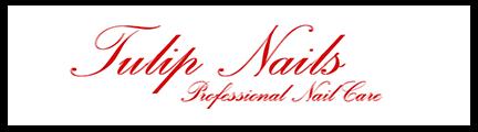 Tulip Nails Hermitage Logo