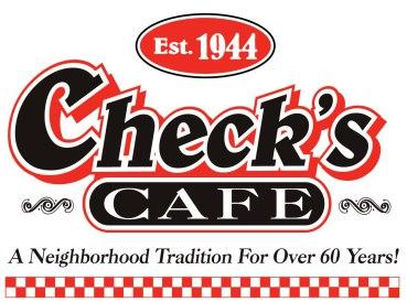 Check's Cafe Logo