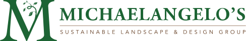 Michaelangelo's Sustainable Landscape & Design Group Logo
