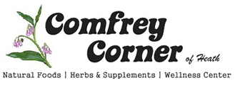 Comfrey Corner of Heath Logo