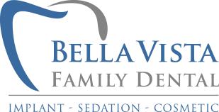 Bella Vista Family Dental at Five Forks Logo