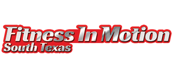 Fitness in Motion San Antonio Logo