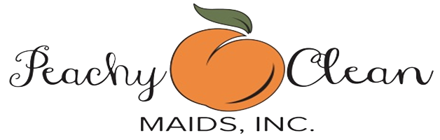 Peachy Clean Maids Logo
