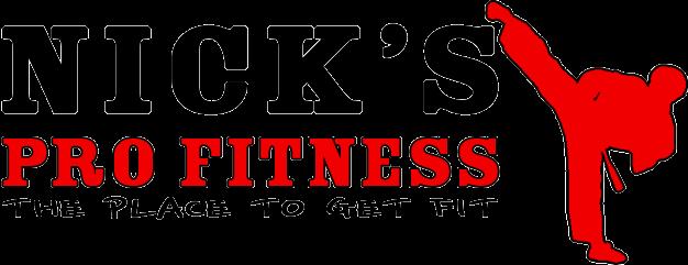 Nick's Pro Fitness Logo
