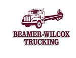 Beamer-Wilcox Trucking Logo