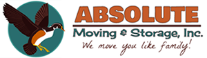 Absolute Moving and Storage Logo