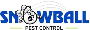 Snowball Pest Control Logo