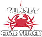 Sunset Crab Shack Logo