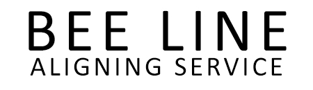 Bee Line Aligning  Service Logo