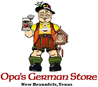 Opa's German Store Logo