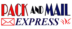 Pack and Mail Express Logo