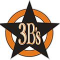 3B's Burgers & Beer Logo