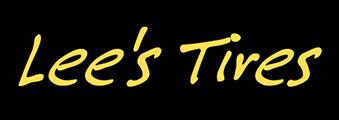 Lee's Tires Logo