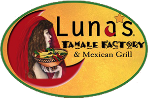 Luna's Tamale Factory & Mexican Grill Logo