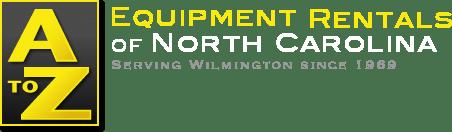 A To Z Equipment Rentals Logo