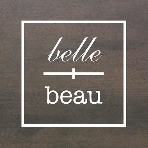 belle + beau Logo
