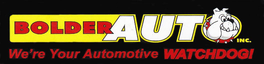Bolder Auto Logo