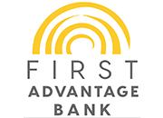 First Advantage Bank Logo