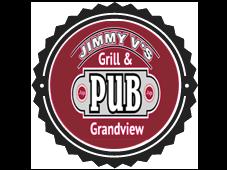 Jimmy V's Grill & Pub Grandview Logo