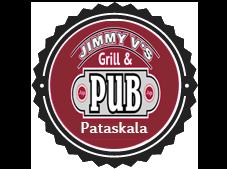Jimmy V's Grill & Pub Pataskala Logo