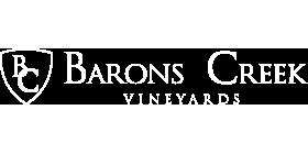 Barons Creek Vineyards Logo