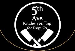 5th Ave Kitchen & Tap Logo