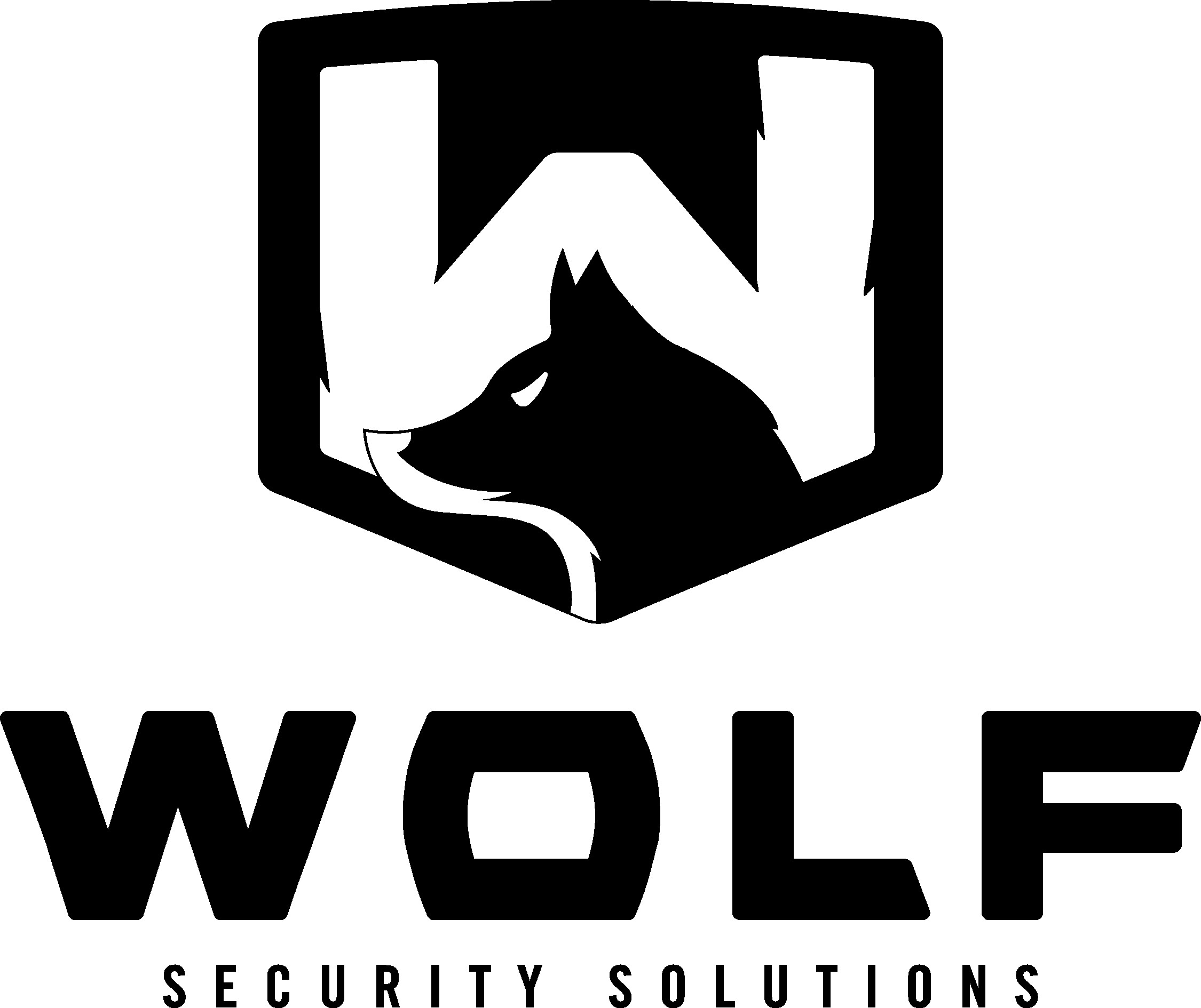 Wolf Security Solutions Logo