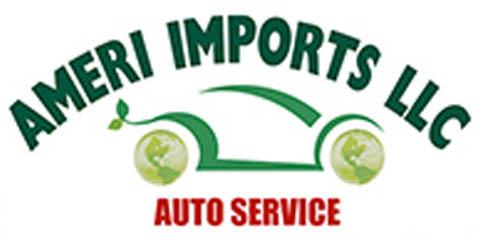Ameri Imports LLC Logo