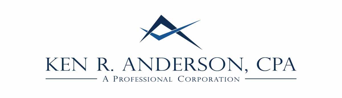 Ken R. Anderson, CPA Logo