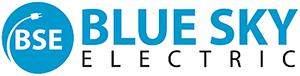 Blue Sky Electric Company Logo