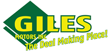 Giles Motors Logo