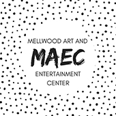 MAEC - Mellwood Art And Entertainment Center Logo