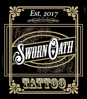 Sworn Oath Tattoo Logo